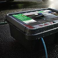 WATERPROOF BOX -Abverkaufsartikel-