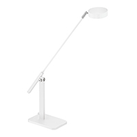 8,6W LED DONNA Desk 1FLG WEISS 2700K DIM