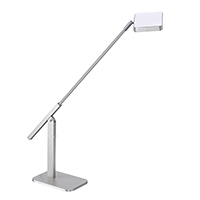 8,6W LED DON Desk 1FLG FARBE: NICKEL 2700K DIM