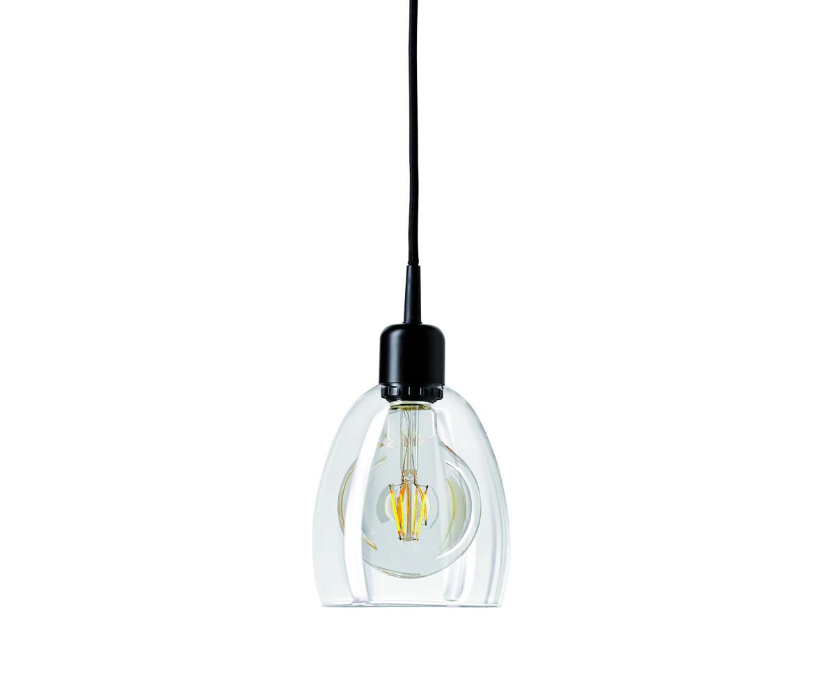 GLASPENDEL-LEUCHTE 240MM -Abverkaufsartikel-