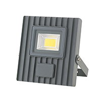 30W FLOOD FLUTLICHT GRAU 4000K 120° 230V IP65