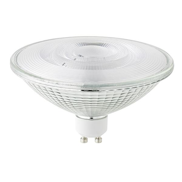 15W ES111 Luxar Glas GU10 1100lm 25° 3000K dim
