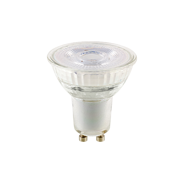 4.7W Luxar Glas GU10 345lm 2700K dim