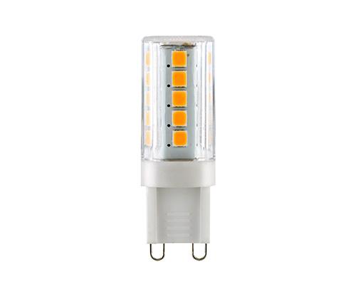 2,8W ECOLUX LED G9 2700K 230V -Abverkaufsartikel-