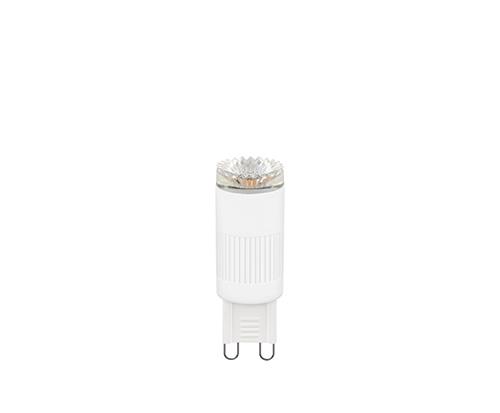 2,5W ECOLUX LED G9 2700K 230V -Abverkaufsartikel-