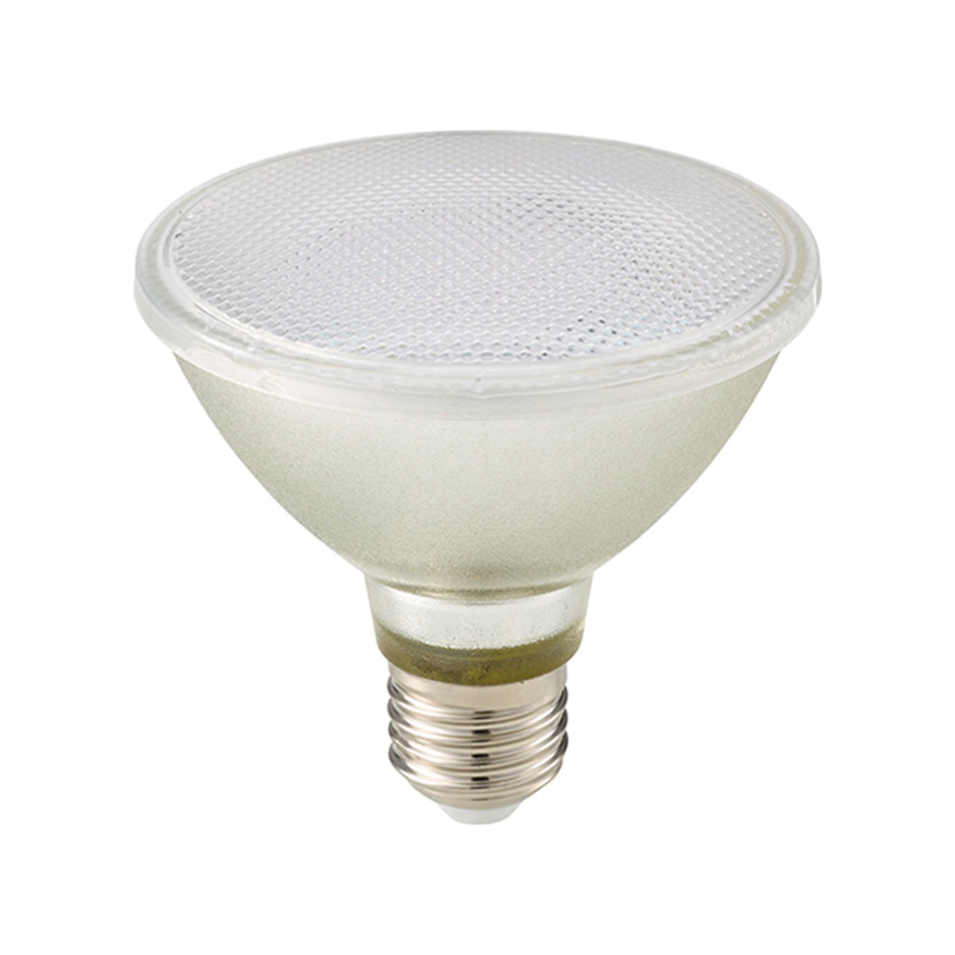 10W Luxar Glas PAR30SN E27 633lm 2700K dim