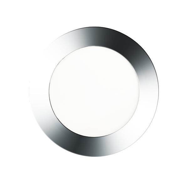 Dekoring FLED Farbe: Chrom 225 mm