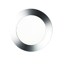 Vorschau: Dekoring FLED Farbe: Chrom 225 mm