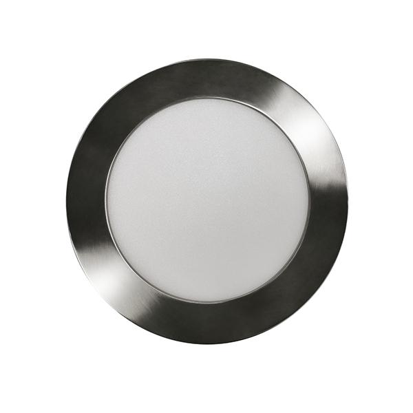 Dekoring FLED Farbe: Nickel 170 mm
