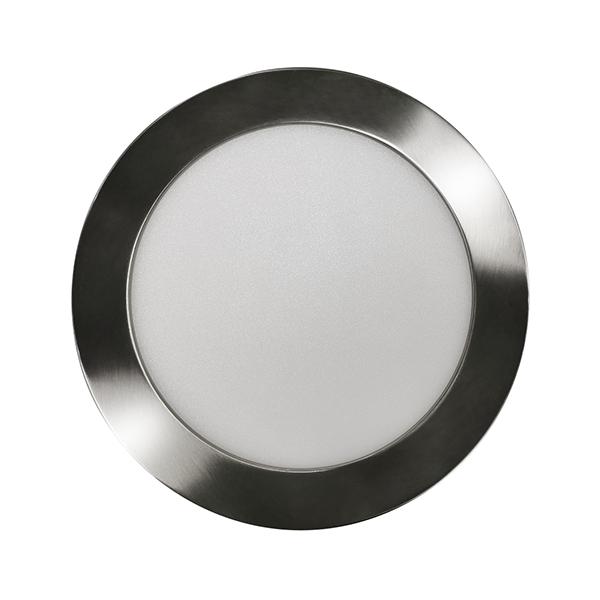 Dekoring FLED Farbe: Nickel 225 mm