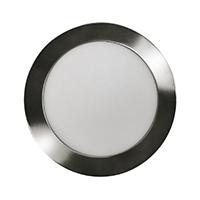 Vorschau: Dekoring FLED Farbe: Nickel 225 mm