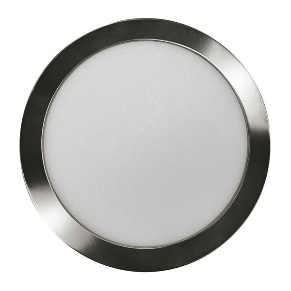 Dekoring FLED Farbe: Nickel 330 mm