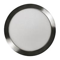 Vorschau: Dekoring FLED Farbe: Nickel 330 mm