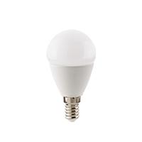 3,5W LED ECOLUX KUGEL E14 OPAL 2700K