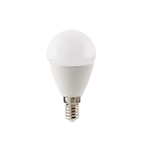 3,5W LED ECOLUX KUGEL E14 OPAL 2700K DIM