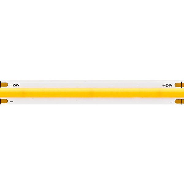 11W/m COB LED-Streifen 4000K 5m 512 LED/m IP20 24V 1080lm RA90