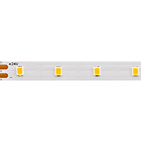 Vorschau: 3,6W/m EXPERT Long Distance LED-Streifen 3000K 64 LED/m IP20 24V 450lm RA90 laufender Meter