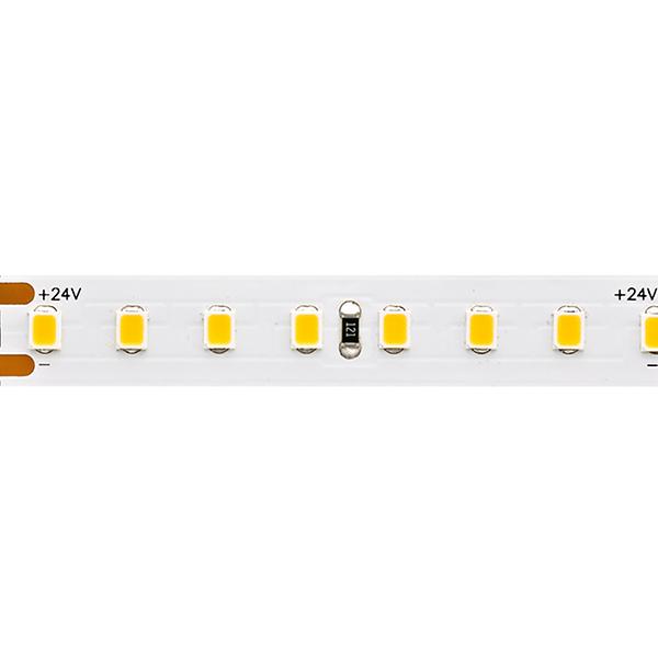14,4W/m EXPERT Long Distance LED-Streifen 3000K 128 LED/m IP20 24V 1756lm RA90 laufender Meter