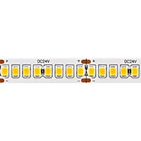 Vorschau: 21,6W/m PRO LED-Streifen 2700K 5m 240 LED/m IP20 24V 2722lm RA90
