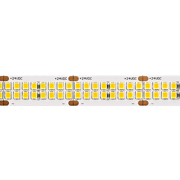 40W/m PRO LED-Streifen 4000K 5m 480 LED/m IP20 24V 5308lm RA90