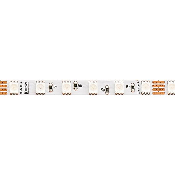 10W/m RGB LED-Streifen SLIM 5m 120 LED/m IP20 24V 418lm