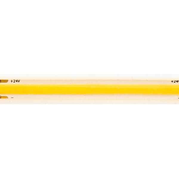 11W/m COB LED-Streifen 2700K 5m 512 LED/m IP67 24V 1080lm RA90