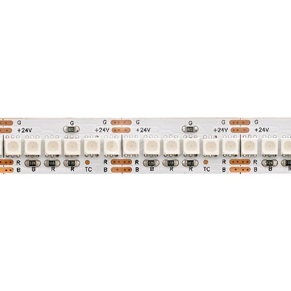 24W/m RGB LED-Streifen RGB 5m 240 LED/m IP67 24V 1009lm