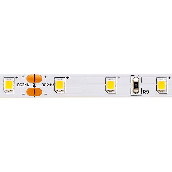 6W/M ESSENTIAL LED-Streifen 2700K IP20 5M 120° 540lm/m RA80 60LED/m dim