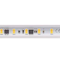 14W/m Hochvolt LED-Streifen 3000K 50m 72LED/m IP65 230V 1250lm/m Ra90