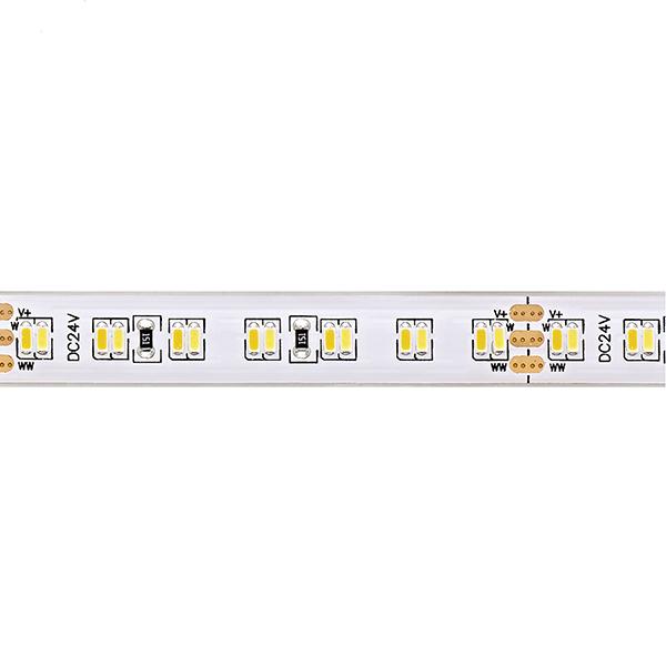 19,2W/m Farbige LED-Streifen 2700-6500K 5m Tuneable 224LED/m IP68 24V 720+820lm/m RA90