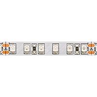 9,6W/m Farbige LED-Streifen rot 5m 120LED/m IP20 24V 300lm/m RAX
