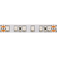 9,6W/m Farbige LED-Streifen blau 5m 120LED/m IP20 24V 220lm/m RAX
