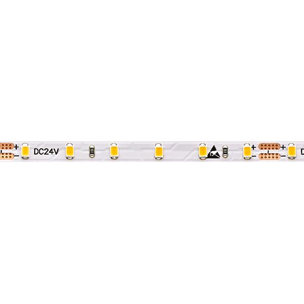 9,6W/m Spezial LED-Streifen 2700K 5M Slim 4mm 120LED/m IP20 24V 940lm/m RA90