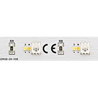 15,9W/m Farbige LED-Streifen RGB/2500-6000K 5m RGB/Tuneable White 108LED/m IP20 24V 954lm/m RA90