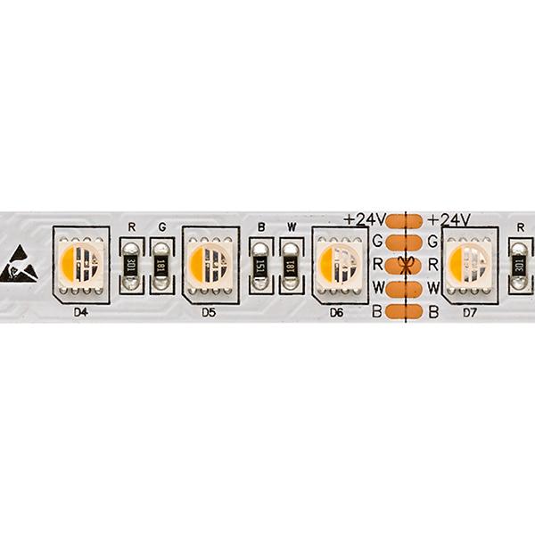 23W/m LED-STREIFEN RGBW INDOOR 20M 24V