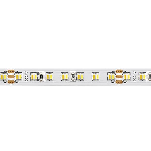 23W/m Farbige LED-Streifen 2500-6000K 5m Tuneable 224LED/m IP20 24V 870+1000lm/m RA90