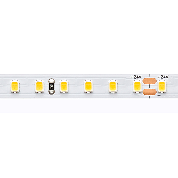 9,6W/m Expert LED-Streifen 4000K 5m EFFIZIENZ 128LED/m IP20 24V 1370lm/m RA90