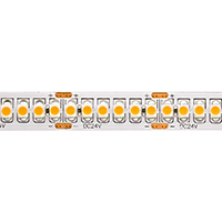 19,2W/m Pro LED-Streifen 2400K 5m 240LED/m IP20 24V 1134lm/m RA90