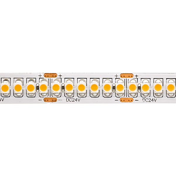 19,2W/m Pro LED-Streifen 2700K 20m 240LED/m IP20 24V 1158lm/m RA90