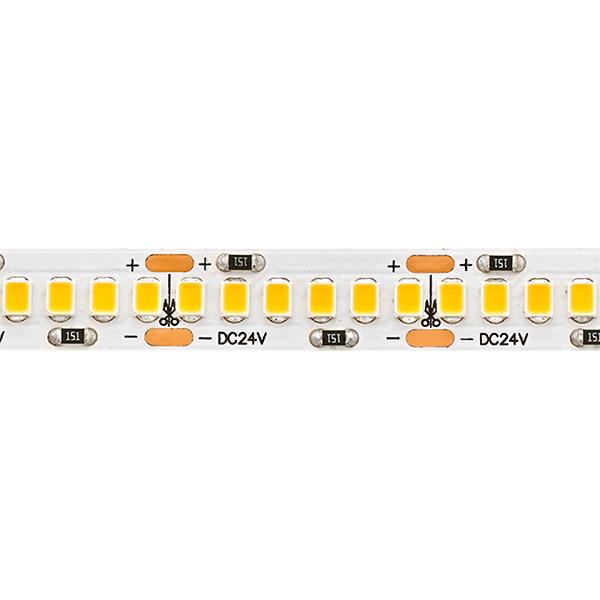 24W/m Pro LED-Streifen 2700K 5m 240LED/m IP20 24V 2209lm/m RA90