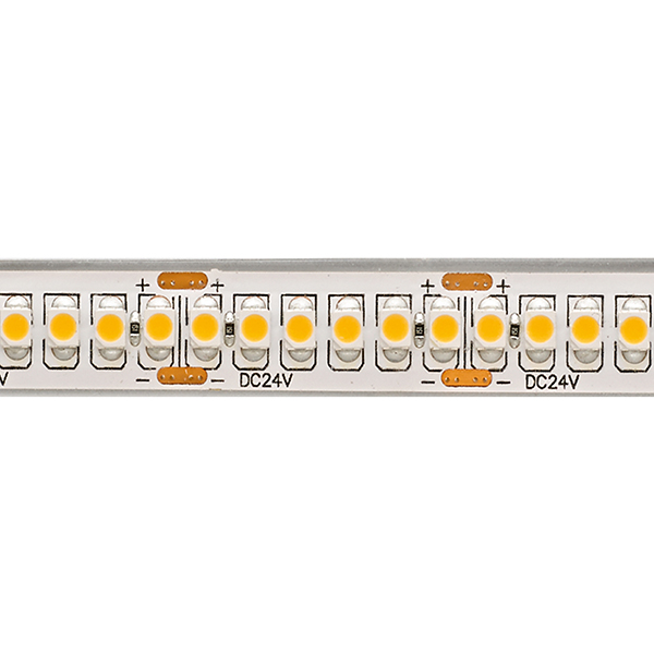 19,2W/m Pro LED-Streifen 2700K 5m 240LED/m IP68 24V 925lm/m RA95