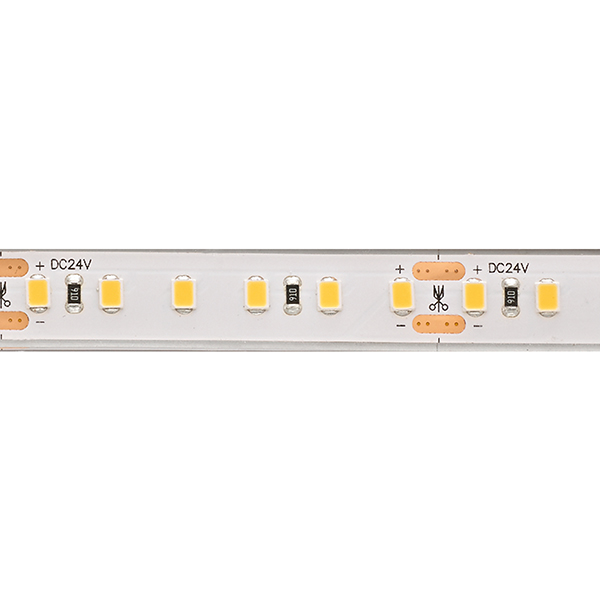 24W/m Pro LED-Streifen 3000K 5m 120LED/m IP68 24V 1353lm/m RA95