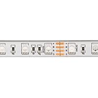 14,4W/m Farbige LED-Streifen RGB 5m 60LED/m IP68 24V 311lm/m RA80