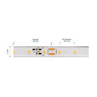 Vorschau: 10W/m Expert LED-Streifen 3000K 10m LONG DISTANCE 60LED/m IP68 24V 656lm/m RA95