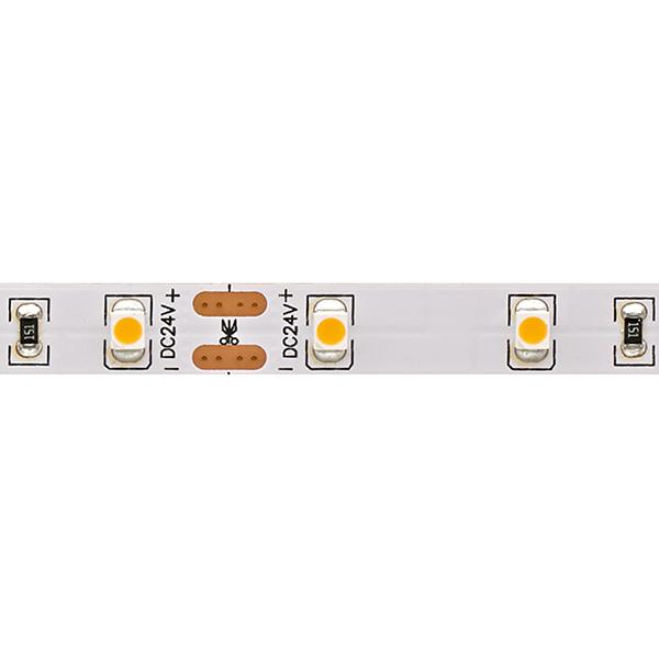 4,8W/m Pro LED-Streifen 2400K 5m 60LED/m IP20 24V 268lm/m RA90
