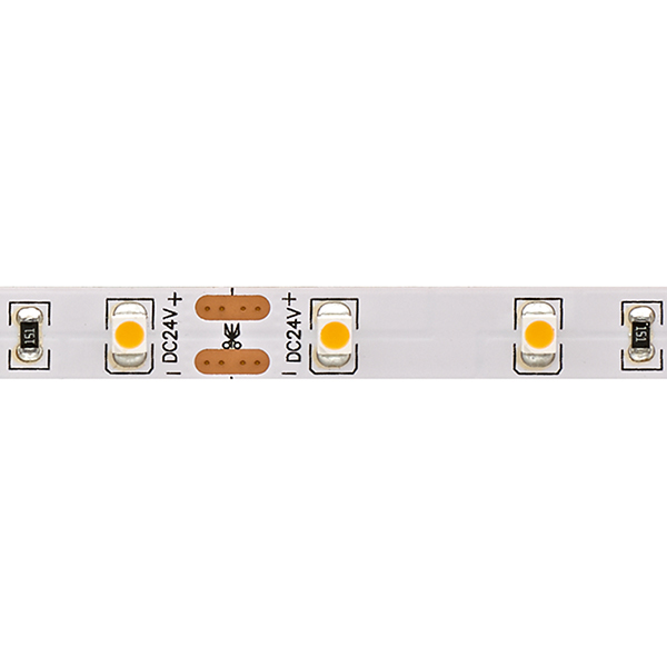 4,8W/m Pro LED-Streifen 4000K 5m 60LED/m IP20 24V 300lm/m RA90