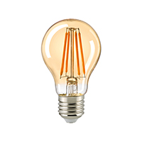4,5W LED-FILAMENT NORMALE GOLD E27 DIM