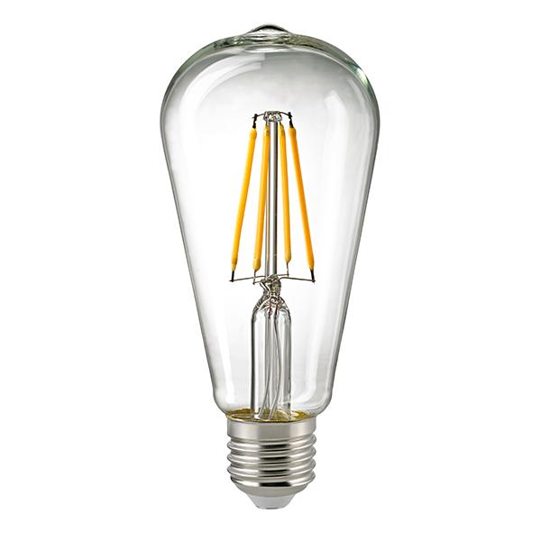 4,5W Rustika Filament klar E27 470lm 2700K dim -Abverkaufsartikel-