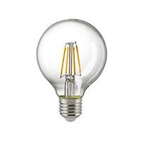 4,5W LED-FILAMENT GLOBE 80MM KLAR E27 2700K DIM -Abverkaufsartikel-