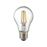 Vorschau: 5W LED-FILAMENT NORMALE KLAR E27 2700K RA95 DIM -Abverkaufsartikel-